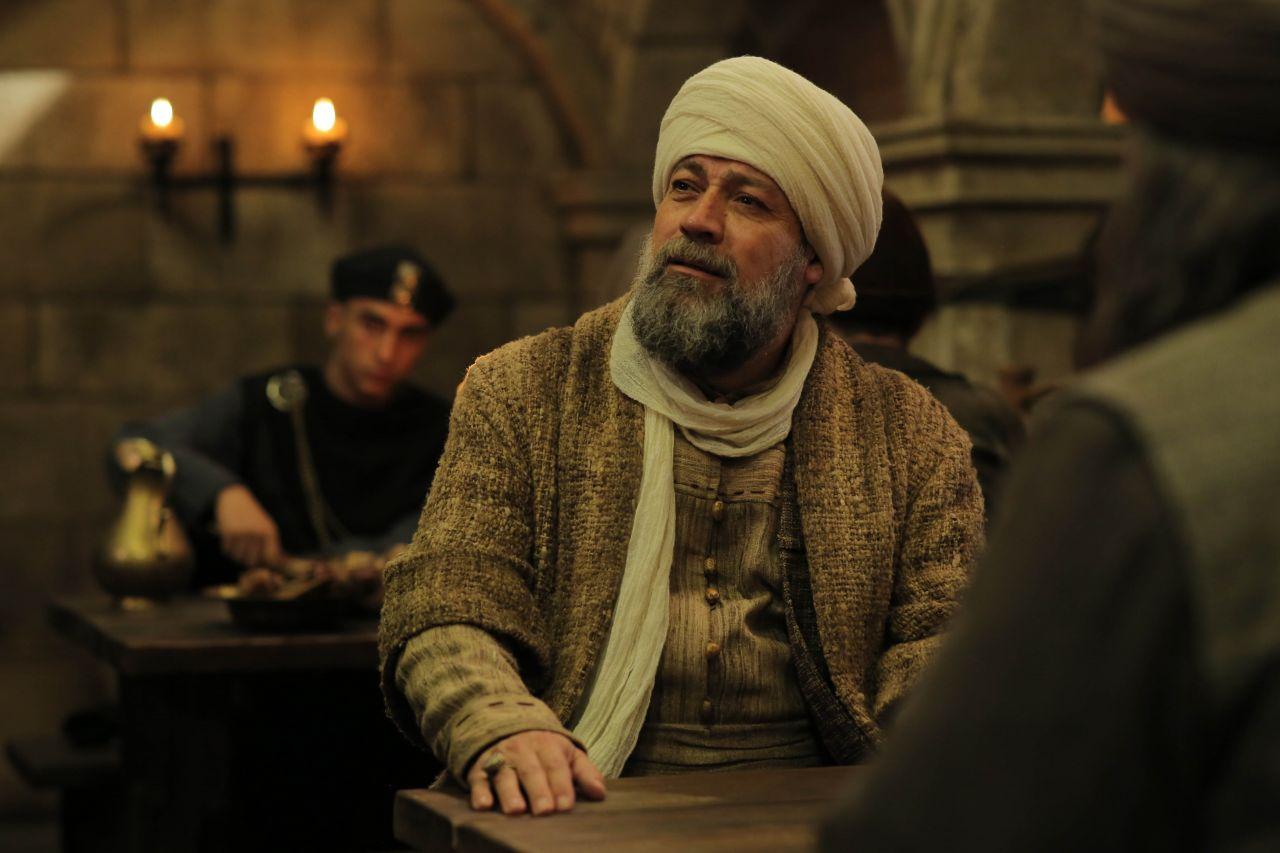 """Kuruluş Osman'ın Şeyh Edebalı'sı: """"Sokakta, 'kızını Osman'a niye vermiyorsun?' diye sitem ediyorlar"""" - Sayfa:3"""