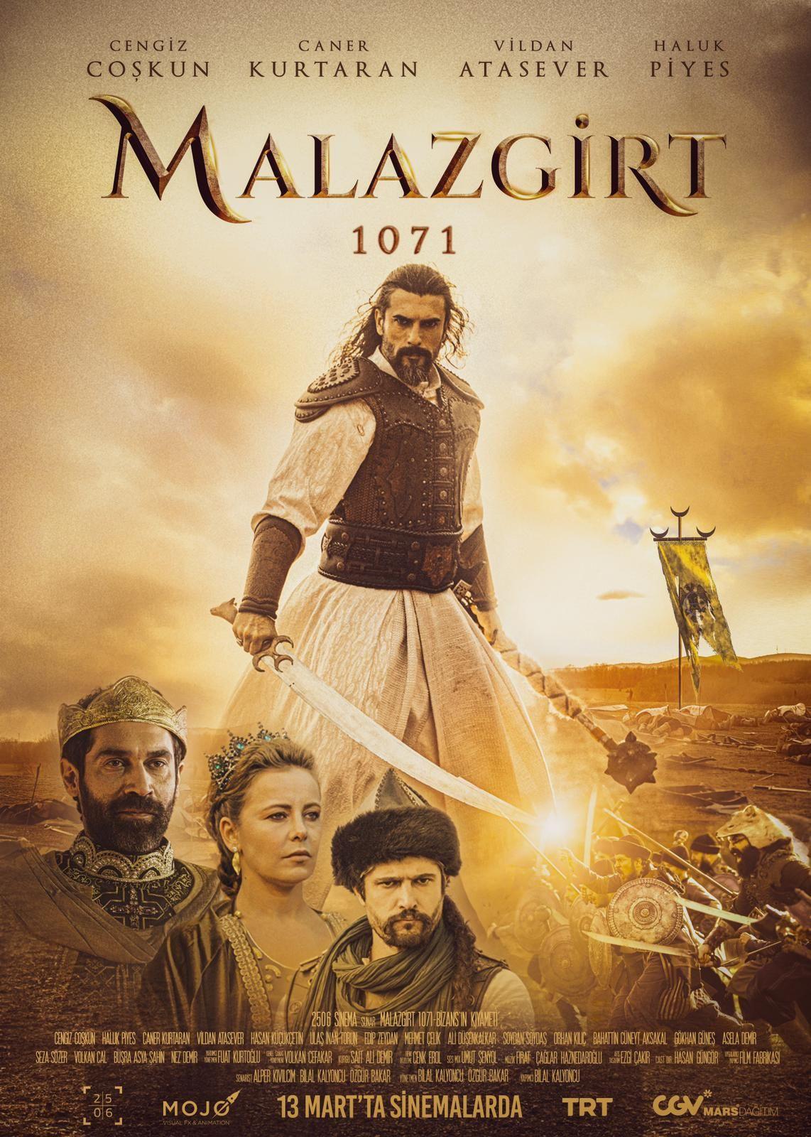 TRT ortak yapımı Malazgirt 1071 vizyona giriyor! - Sayfa:2