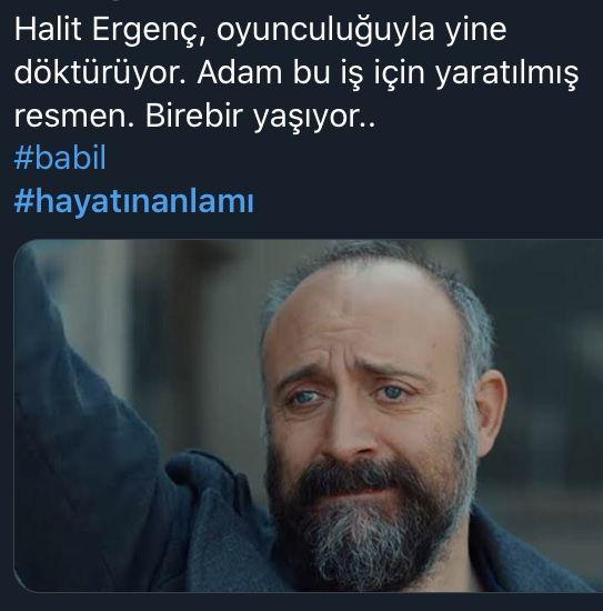 Halit Ergenç'in Babil performansına övgü - Sayfa:4