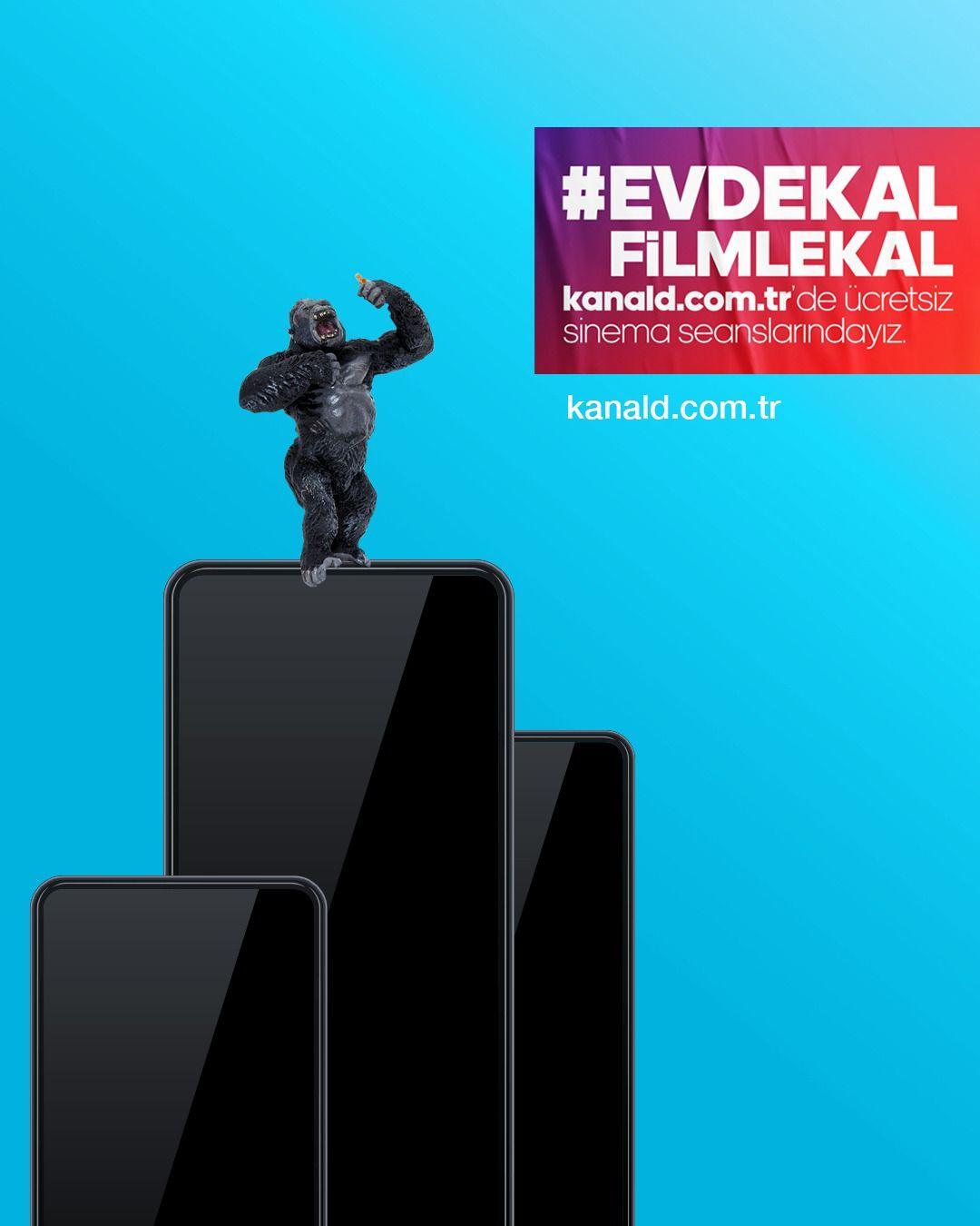 Kanal D'den #EvdeKalFilmleKal - Sayfa:2