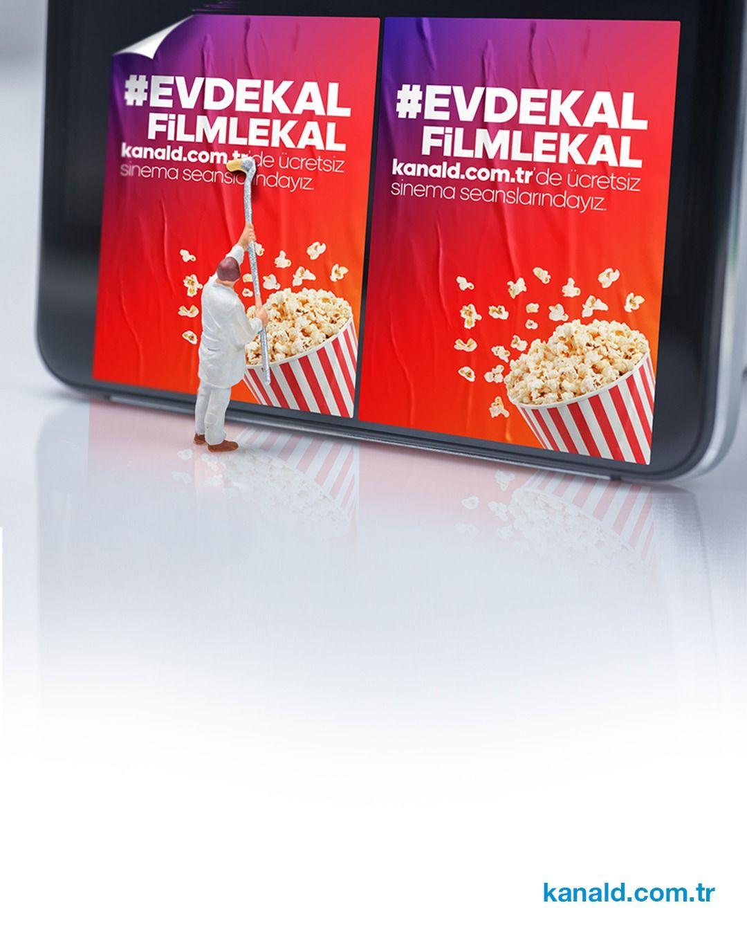Kanal D'den #EvdeKalFilmleKal - Sayfa:4