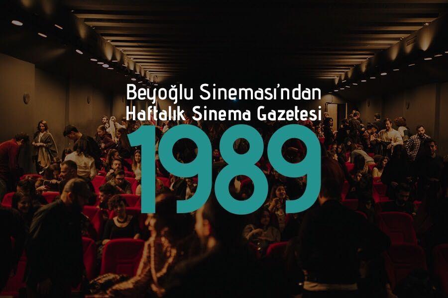Beyoğlu Sineması'ndan haftalık sinema gazetesi: 1989 - Sayfa:2