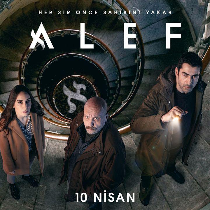 Alef'in dünyası nasıl yaratıldı? - Sayfa:1