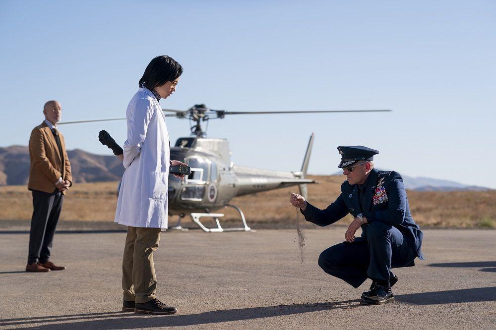 Netflix'in yeni komedi dizisi Space Force başlıyor - Sayfa:1