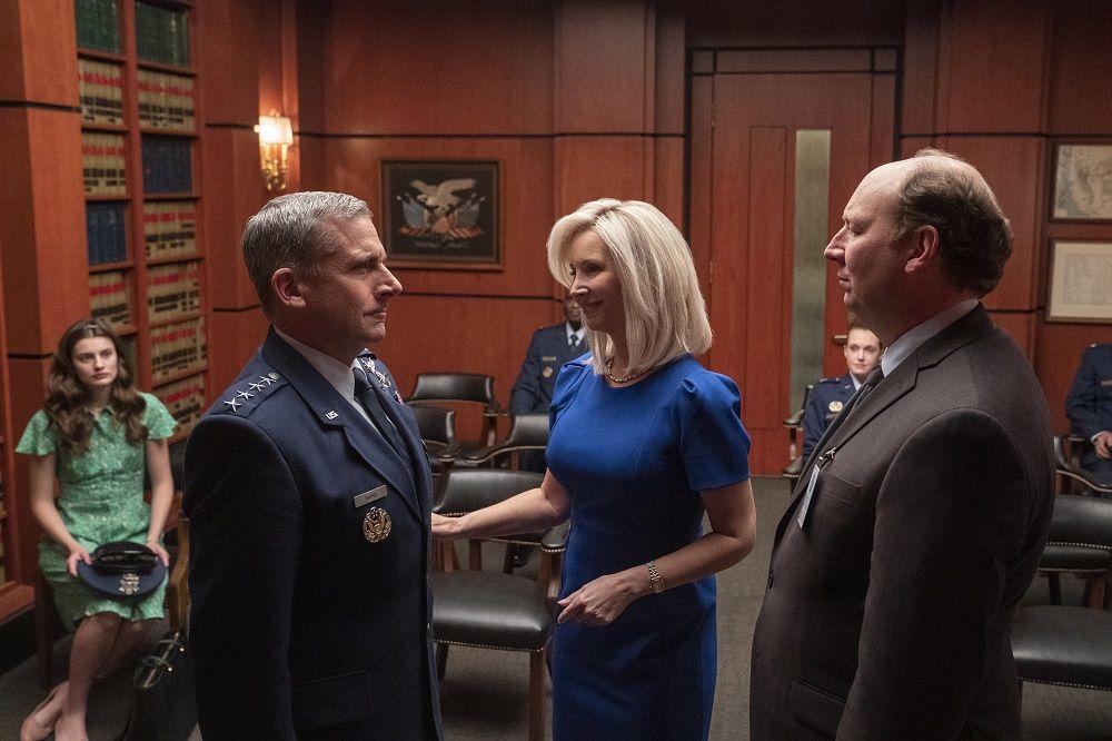 Netflix'in yeni komedi dizisi Space Force başlıyor - Sayfa:3