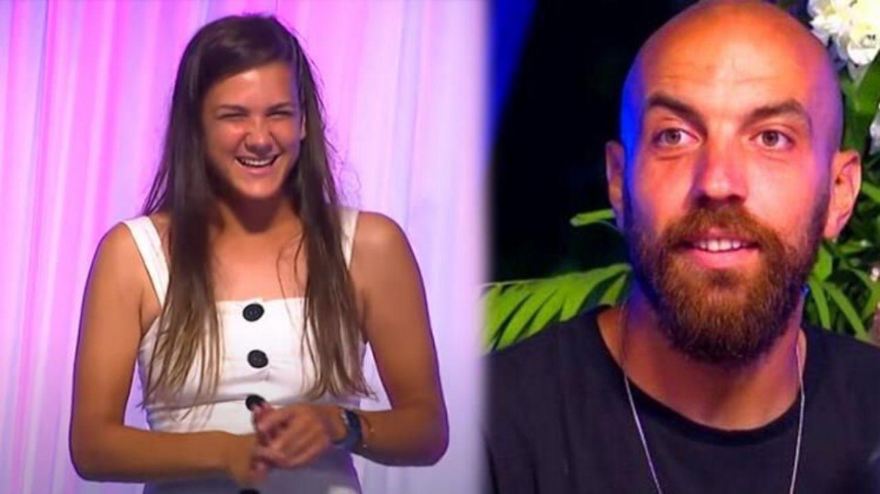 Survivor birleşme partisinde Sercan ve Nisa rüzgarı! - Sayfa:1