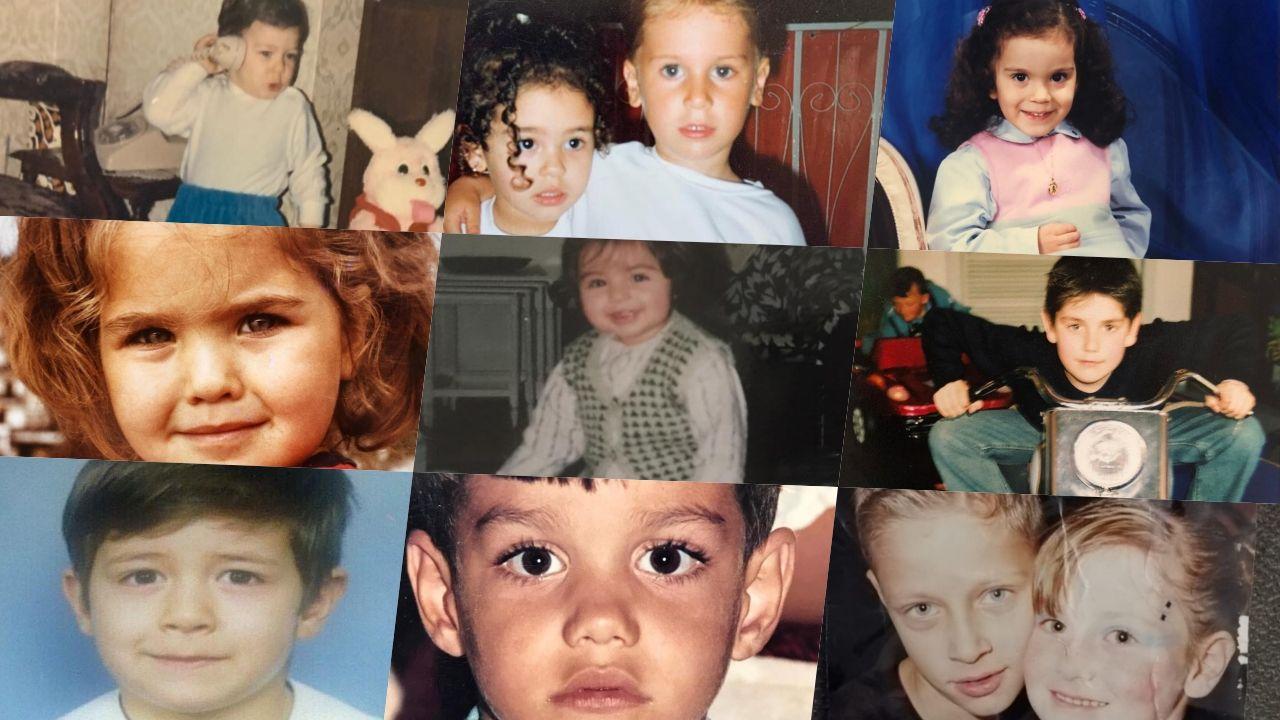 Bu çocukları tanıyabildiniz mi? - Sayfa:1