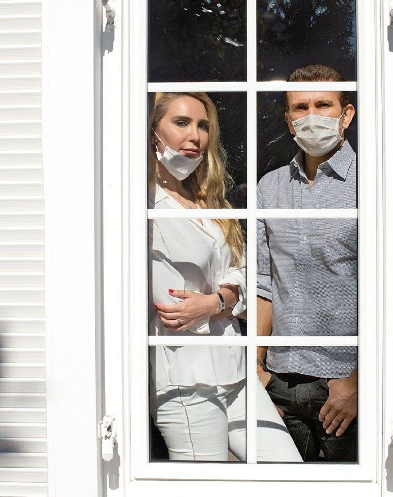 Rüştü Reçber'den flaş Corona açıklaması: 'Virüs bana eşimden geçmedi' - Sayfa:1