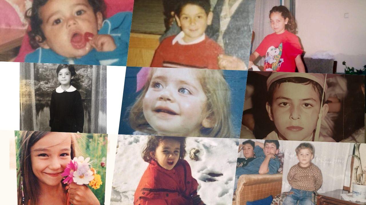 Bu çocukları tanıyabildiniz mi? - Sayfa:2