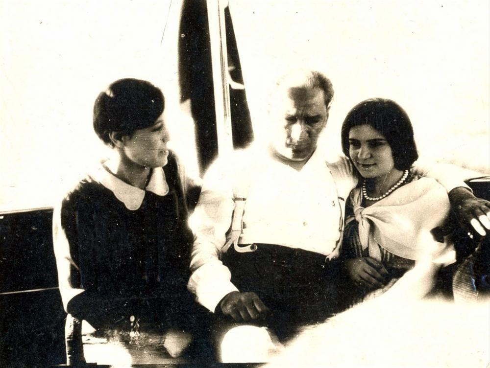 23 Nisan'a özel yayınlandı... Atatürk'ün arşivlerden çıkan son fotoğrafları! - Sayfa:3