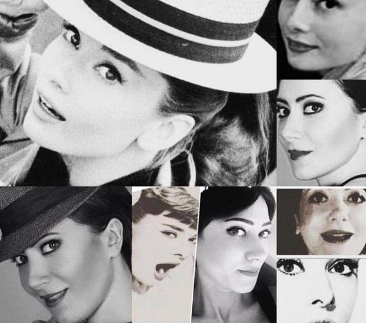 Türk şarkıcının Audrey Hepburn benzerliği! - Sayfa:4