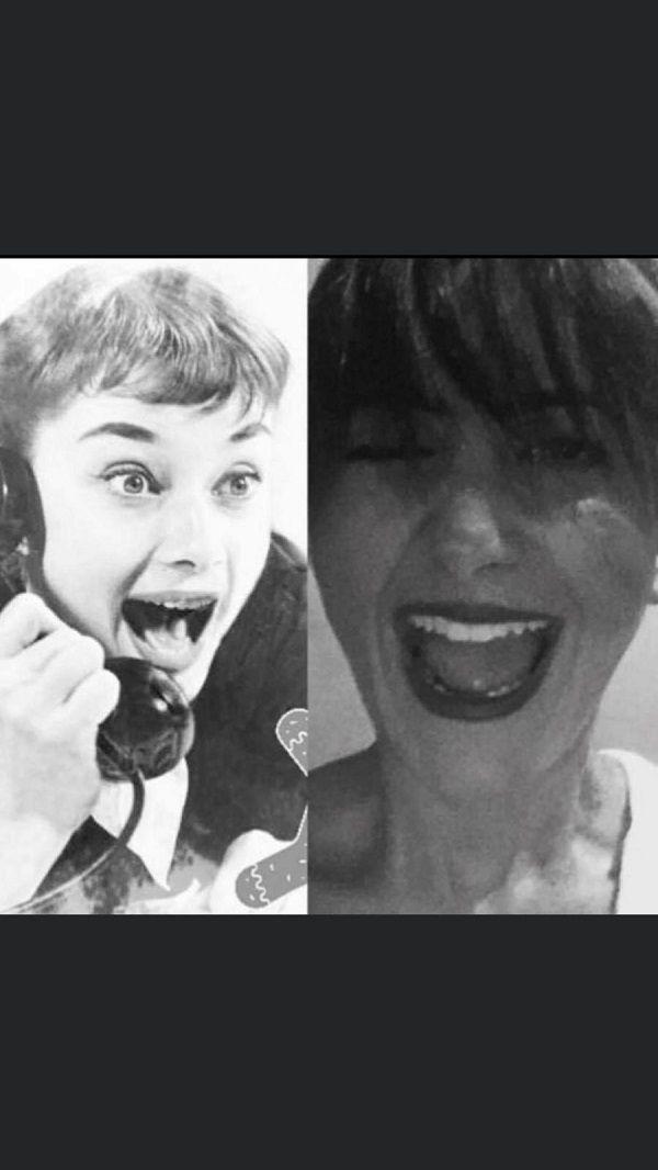 Türk şarkıcının Audrey Hepburn benzerliği! - Sayfa:5