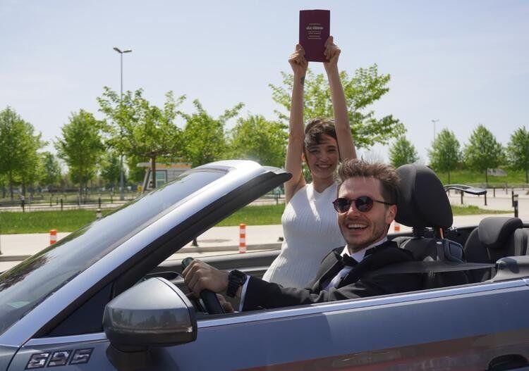 Ünlü oyuncu Serkan Şenalp ile Esengül Yılmaz evlendi - Sayfa:3