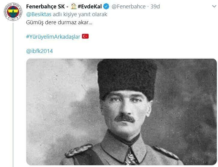 Süper Lig ekiplerinden çok özel 19 Mayıs kutlaması! Galatasaray dahil edilmedi... - Sayfa:3