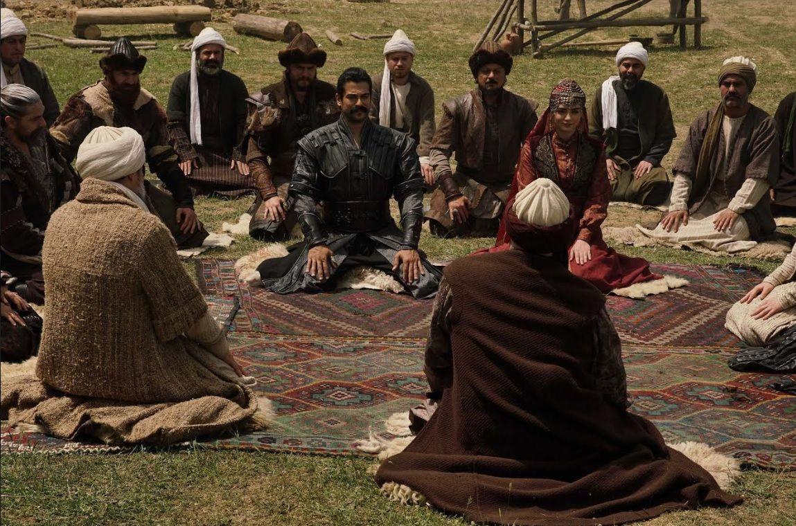 Kuruluş Osman'da çok konuşulan rüya - Sayfa:1