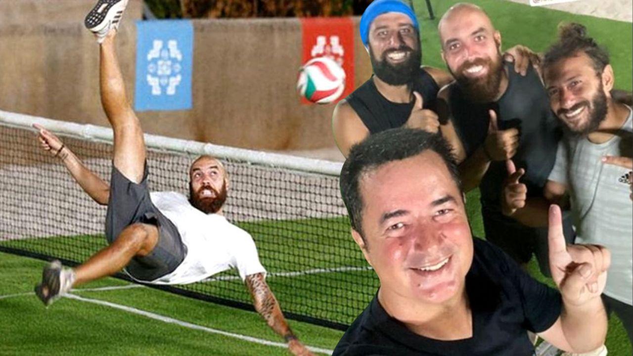 Survivor 2020 ayak tenisi maçını kim kazandı? - Sayfa:1