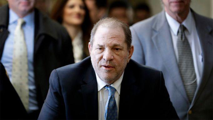 Tecavüz suçlusu Harwey Weinstein 4 olaydan daha suçlu bulundu - Sayfa:2