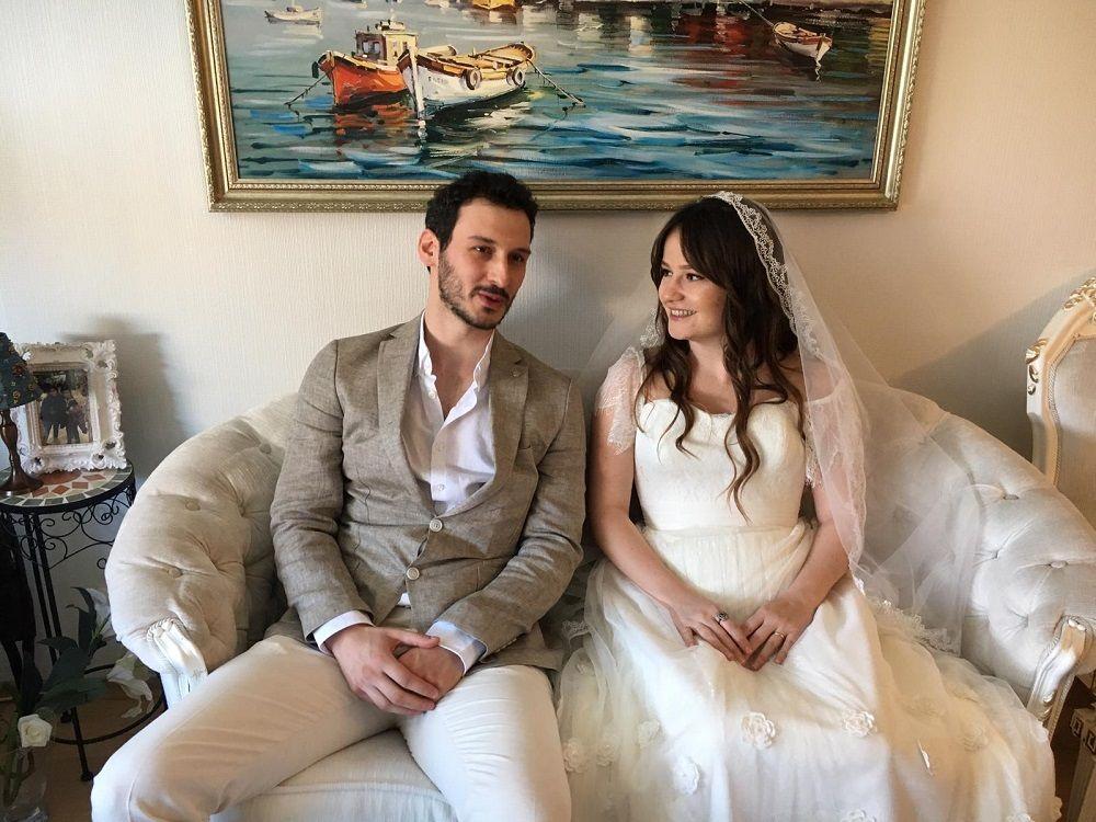 Oyuncu Deniz Denker evlendi - Sayfa:3