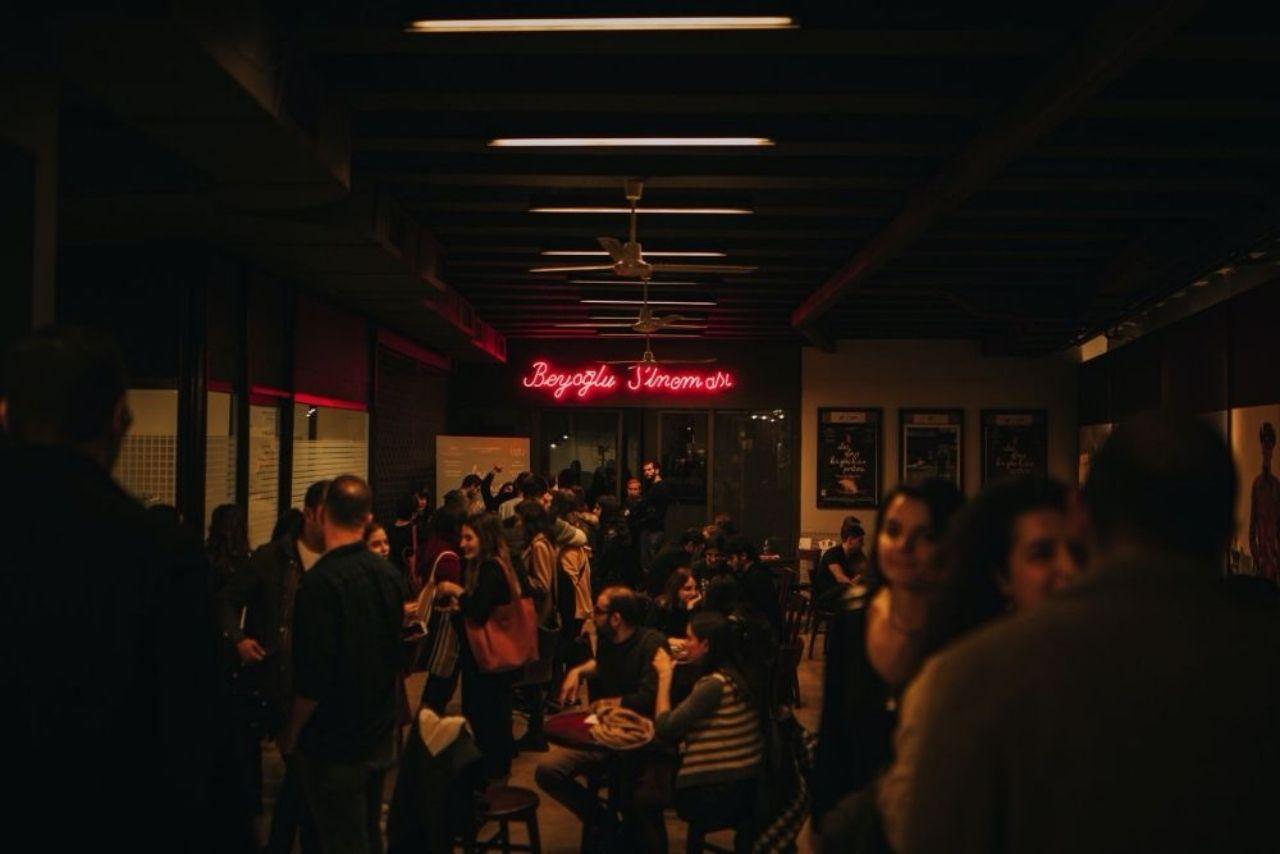 Seyirci Beyoğlu Sineması'na sahip çıkıyor! - Sayfa:1