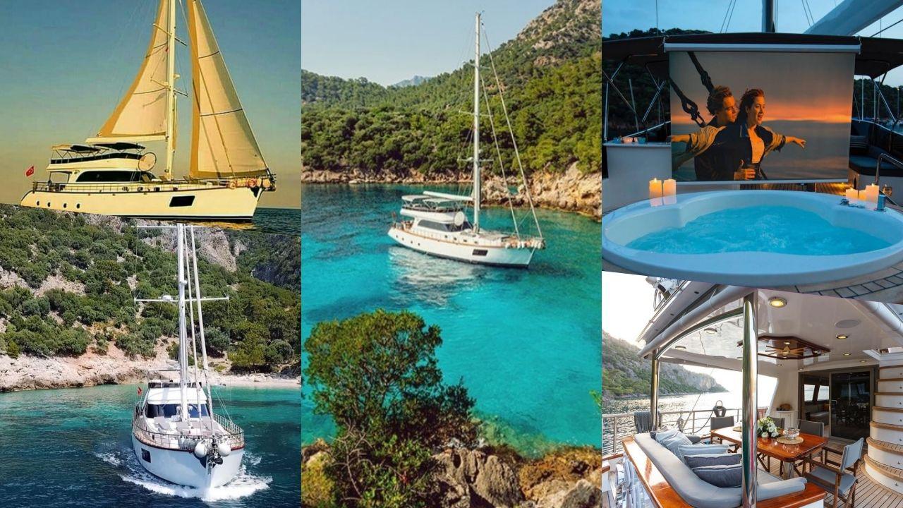 Size özel bir dünya: Perdue Yacht - Sayfa:1