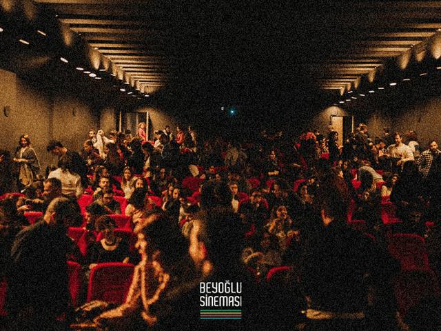 Seyirci Beyoğlu Sineması'na sahip çıkıyor! - Sayfa:3