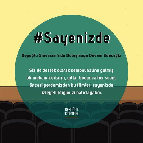 Seyirci Beyoğlu Sineması'na sahip çıkıyor! - Sayfa:4