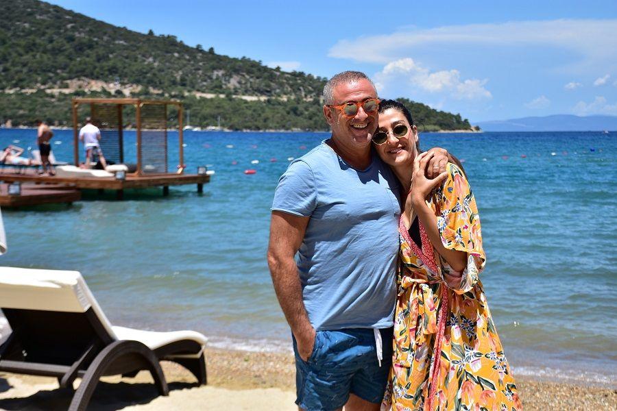 Eşkıya Dünyaya Hükümdar Olmaz oyuncusunun Bodrum tatili... - Sayfa:4