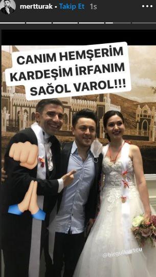 Oyuncu Mert Turak ile Birgül Kurtçu evlendi - Sayfa:4