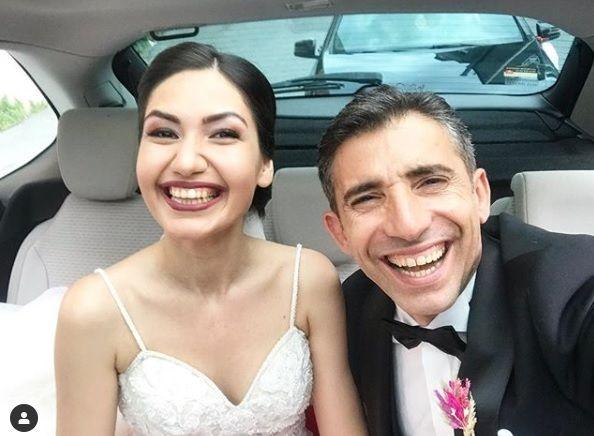 Oyuncu Mert Turak ile Birgül Kurtçu evlendi - Sayfa:1