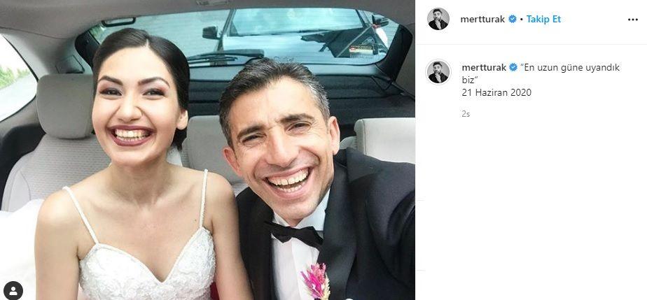 Oyuncu Mert Turak ile Birgül Kurtçu evlendi - Sayfa:2