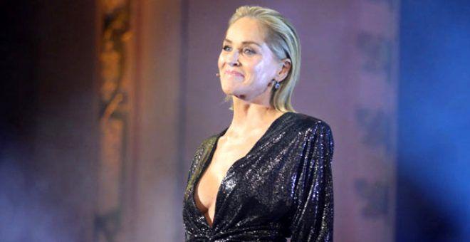Sharon Stone'a yıldırım çarptı - Sayfa:4