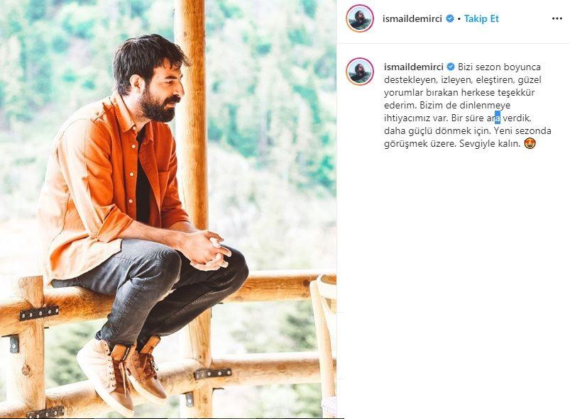 Kuzey Yıldızı İlk Aşk'ın başrol oyuncularından sezona veda - Sayfa:3