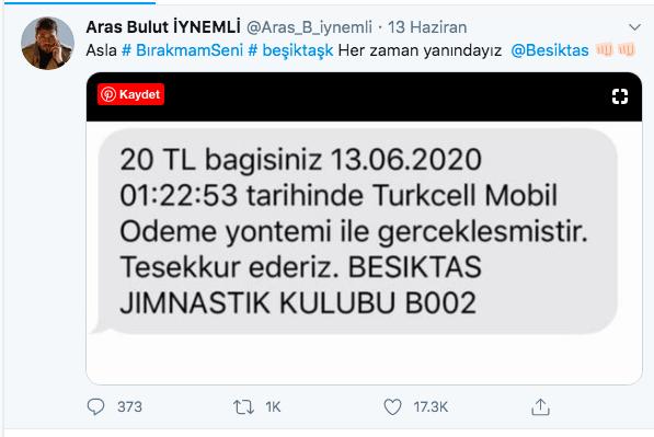 Haluk Levent'ten Beşiktaş'a konser desteği! - Sayfa:1