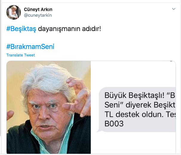 Haluk Levent'ten Beşiktaş'a konser desteği! - Sayfa:3