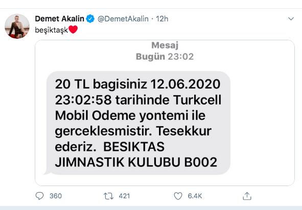 Haluk Levent'ten Beşiktaş'a konser desteği! - Sayfa:4