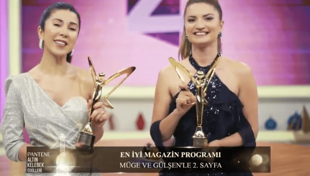 46. Pantene Altın Kelebek Ödülleri sahiplerini buldu! İşte ödül kazanan isimler - Sayfa:39