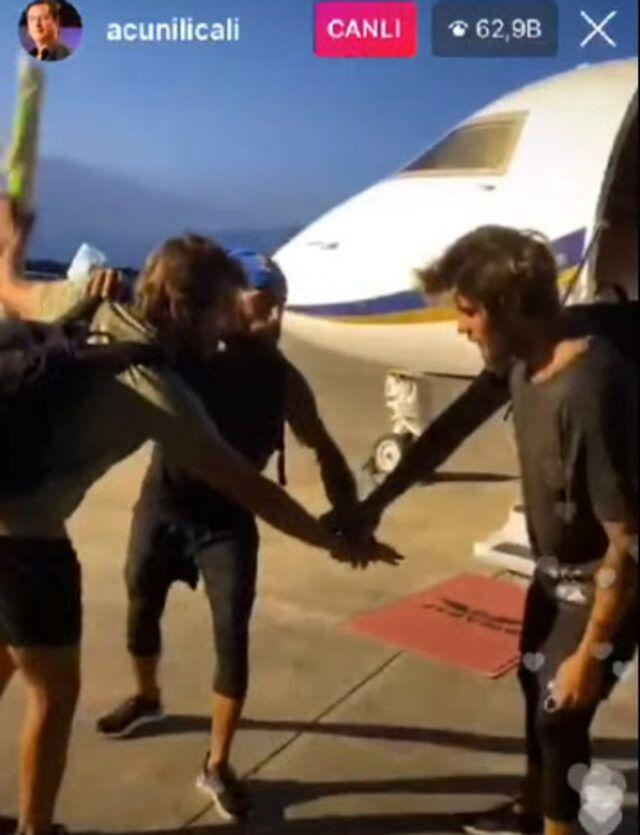 Survivor finalistleri özel jetle İstanbul'a geliyor! 'Biz hep maskeyle mi dolaşacağız?' - Sayfa:2