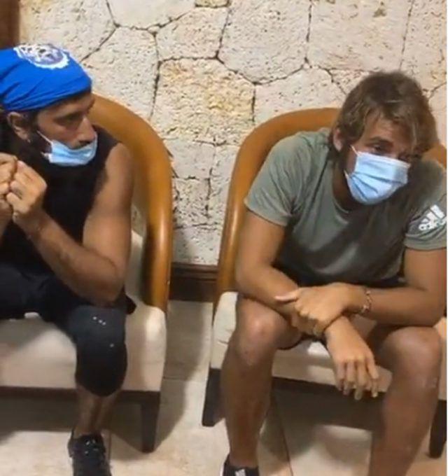 Survivor finalistleri özel jetle İstanbul'a geliyor! 'Biz hep maskeyle mi dolaşacağız?' - Sayfa:4