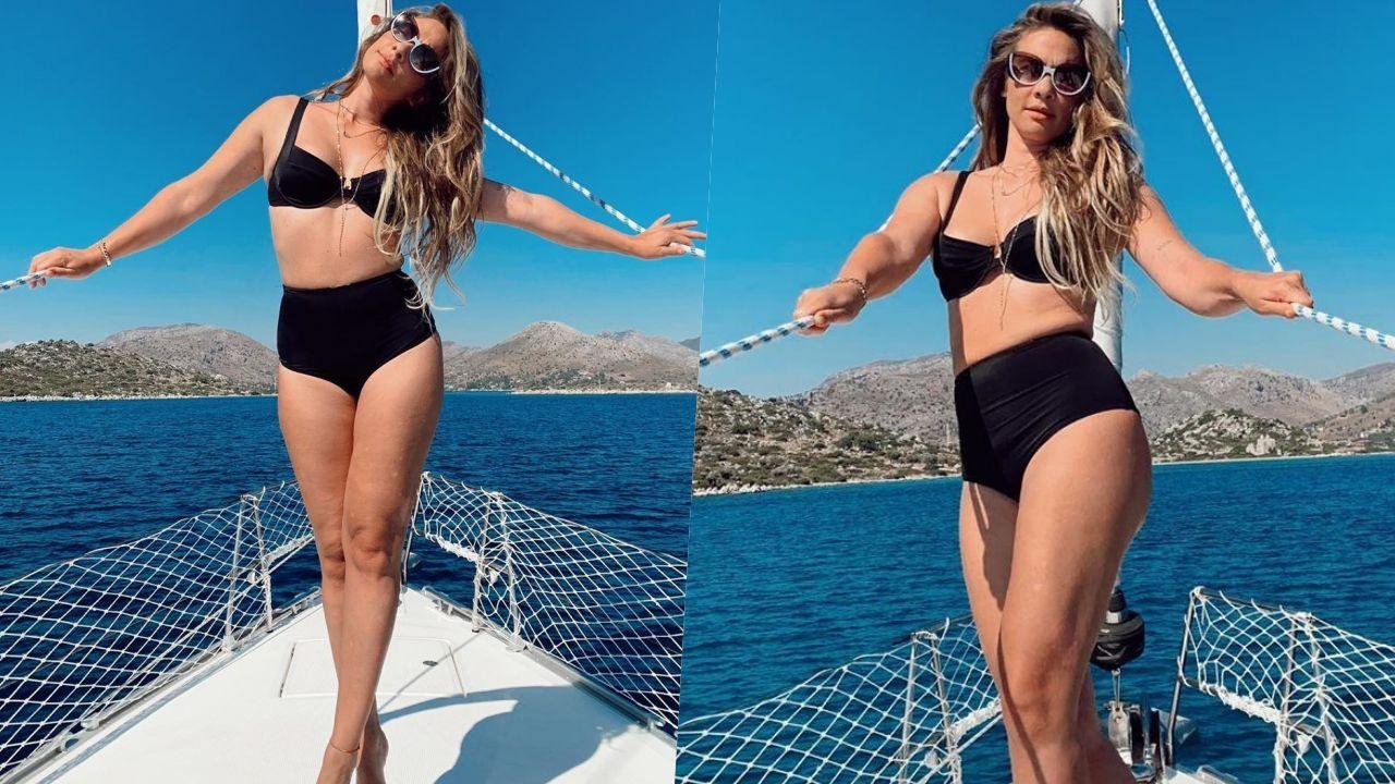 Müge Boz: Aldığım kilolarla barışmaya odaklandım - Sayfa:1
