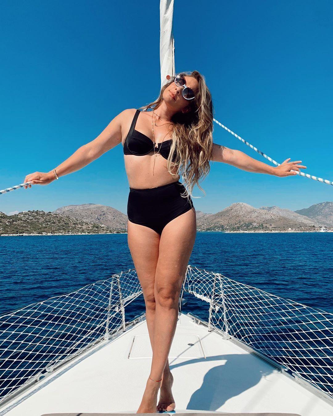 Müge Boz: Aldığım kilolarla barışmaya odaklandım - Sayfa:2