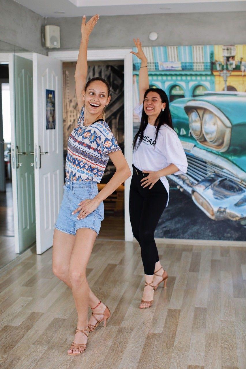 Maria ile Mustafa dizisi için dansa başladılar - Sayfa:1
