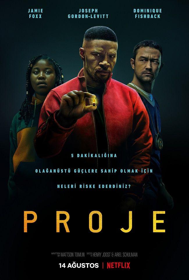 Netflix'in aksiyon yapımı Proje'den ilk görseller - Sayfa:1