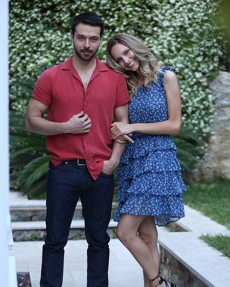 Maria ile Mustafa dizisi için dansa başladılar - Sayfa:3