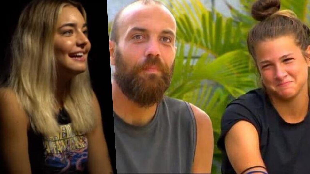 Survivor Aycan'dan flaş Nisa ve Sercan itirafı! - Sayfa:1