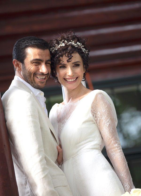 Songül Öden'le Arman Bıçakçı evlendi - Sayfa:1