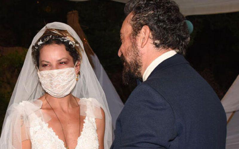 Ünlü çiftin 30 günlük evliliği bitti: 'Resmi nikahımız yoktu, sadece düğün yaptık' - Sayfa:1