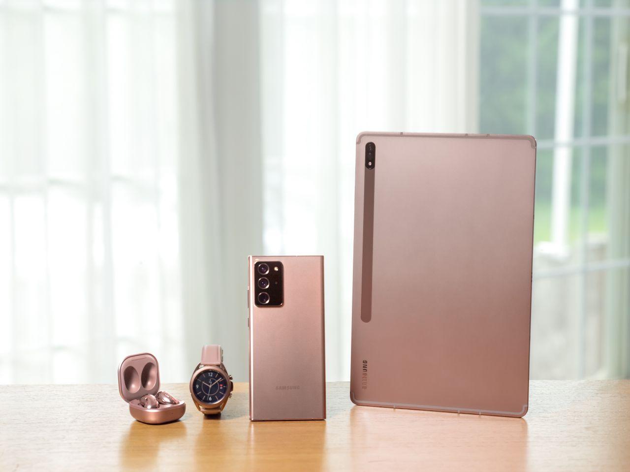 Samsung Note 20 ve Note 20 Ultra tanıtıldı! - Sayfa:3
