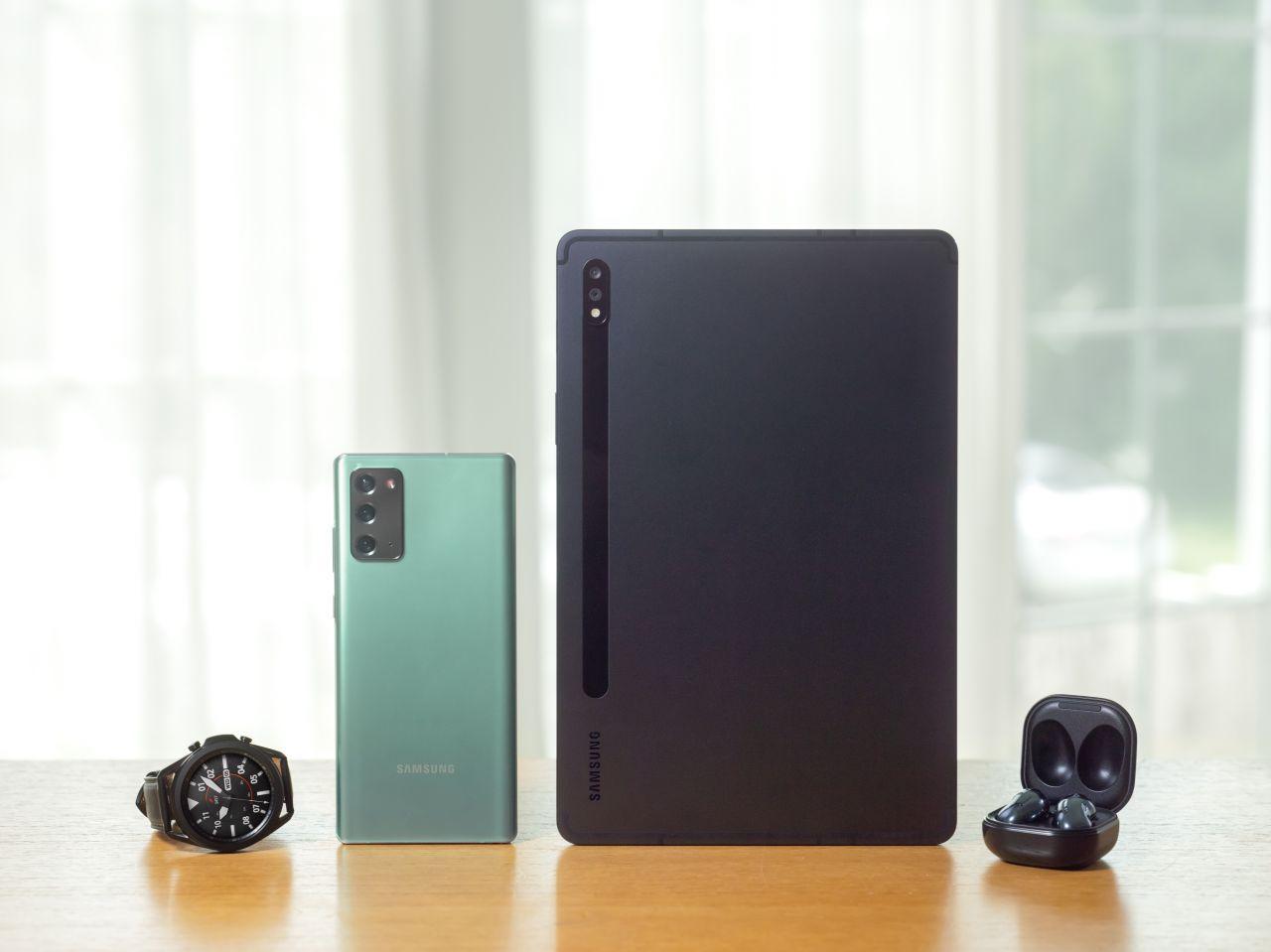 Samsung Note 20 ve Note 20 Ultra tanıtıldı! - Sayfa:2