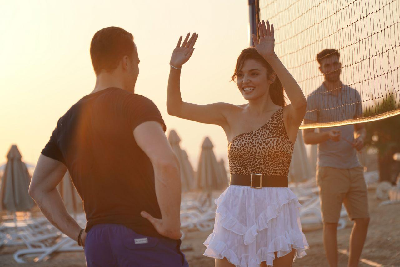 Sen Çal Kapımı çekimleri Antalya'da devam etti - Sayfa:1