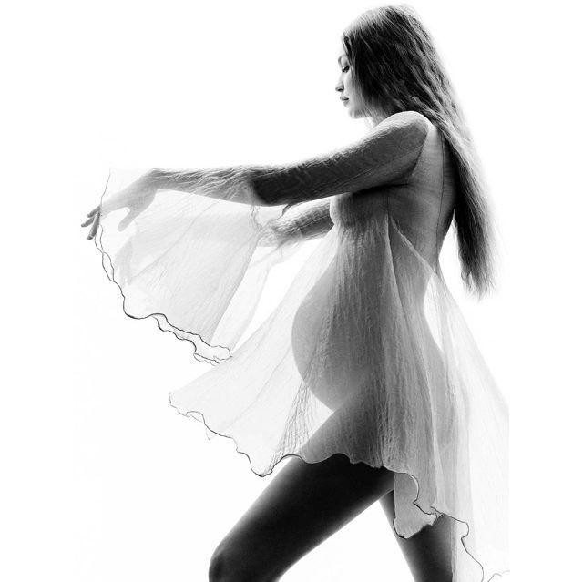 Gigi Hadid'den hamilelik pozları - Sayfa:2